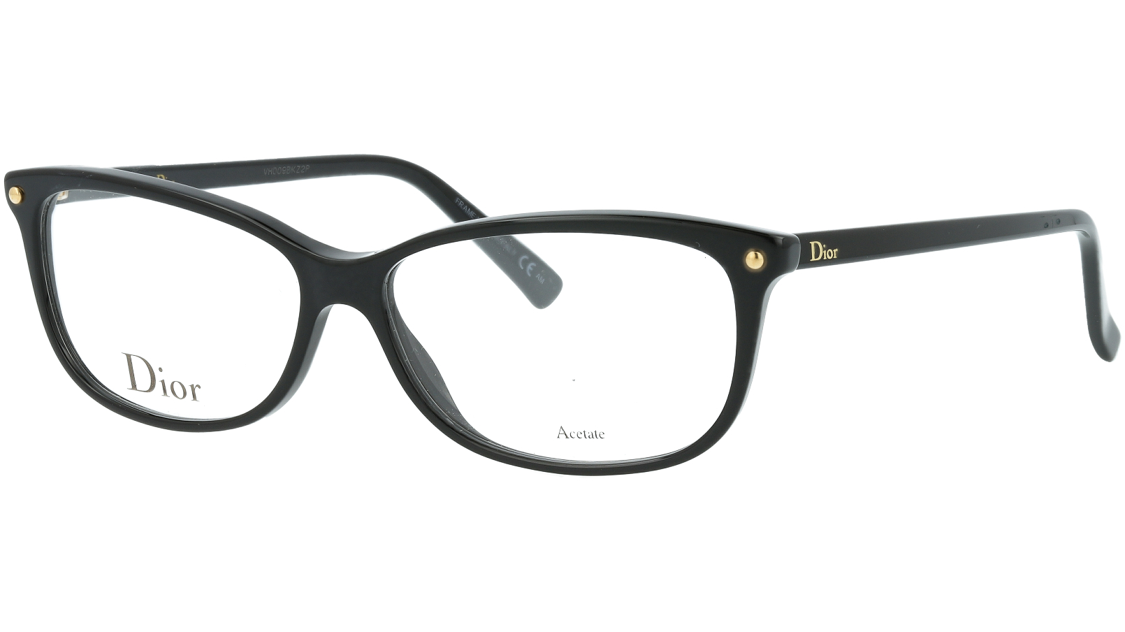DIOR CD3271 807 53 BLACK Glasses