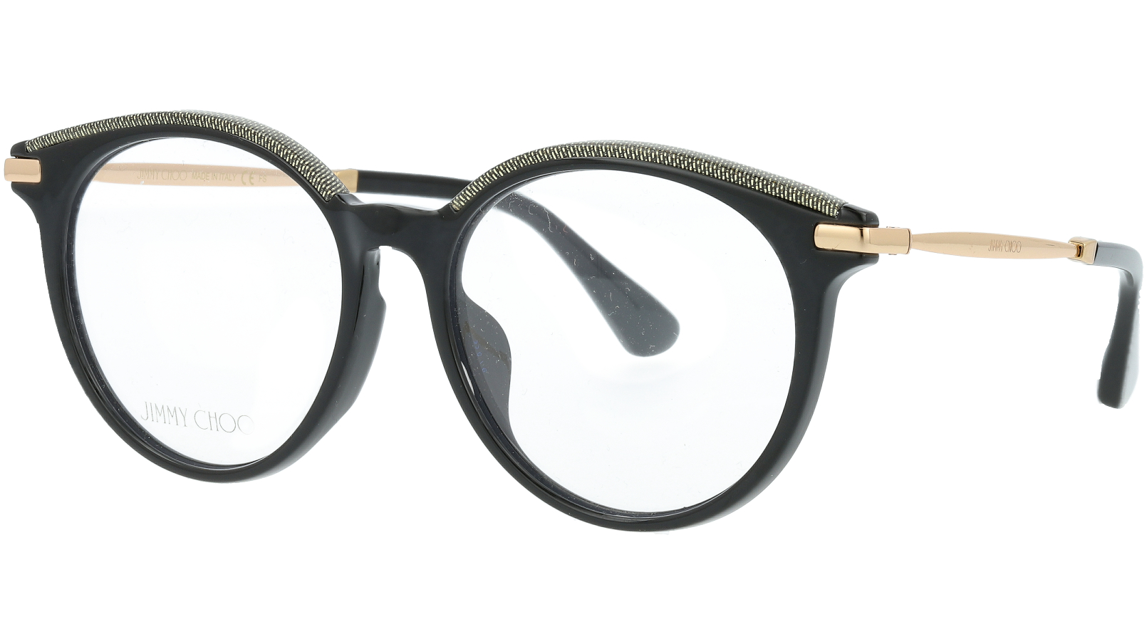 FENDI FF0166 RMG 48 BLACK Glasses
