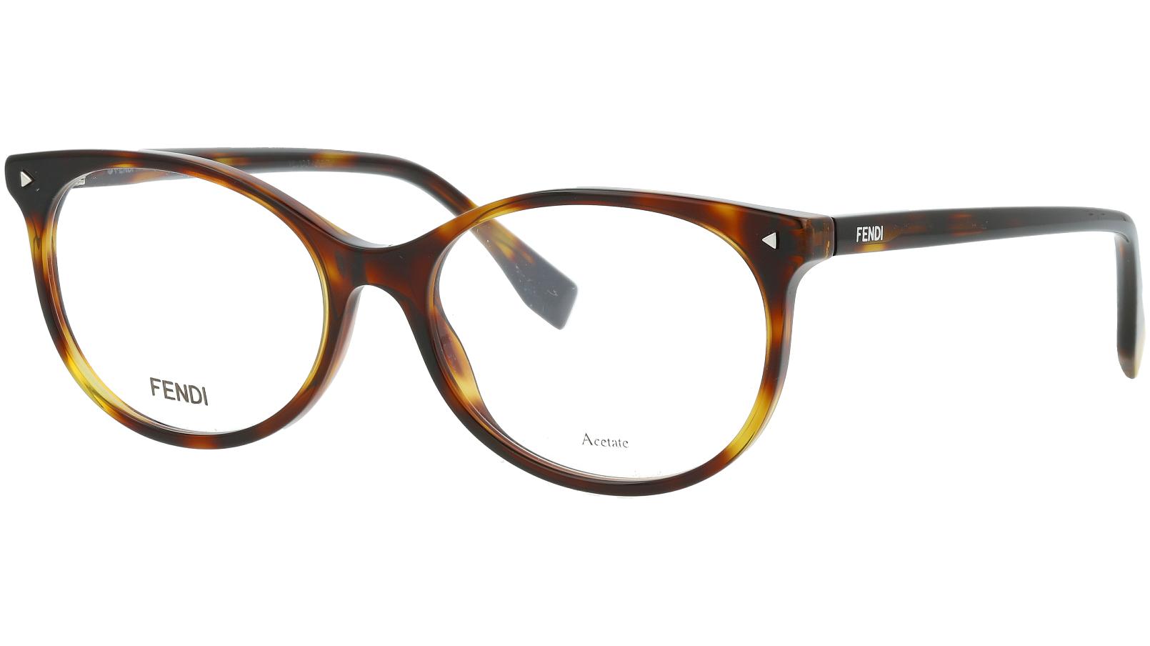 FENDI FF0388 086 53 DARK Glasses