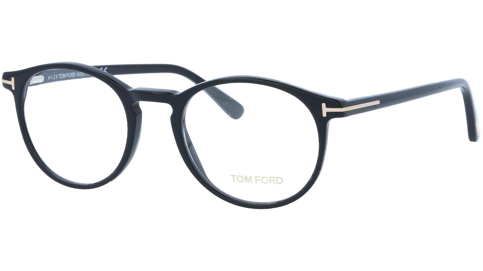 Tom Ford TF5294 001 50 Black Glasses