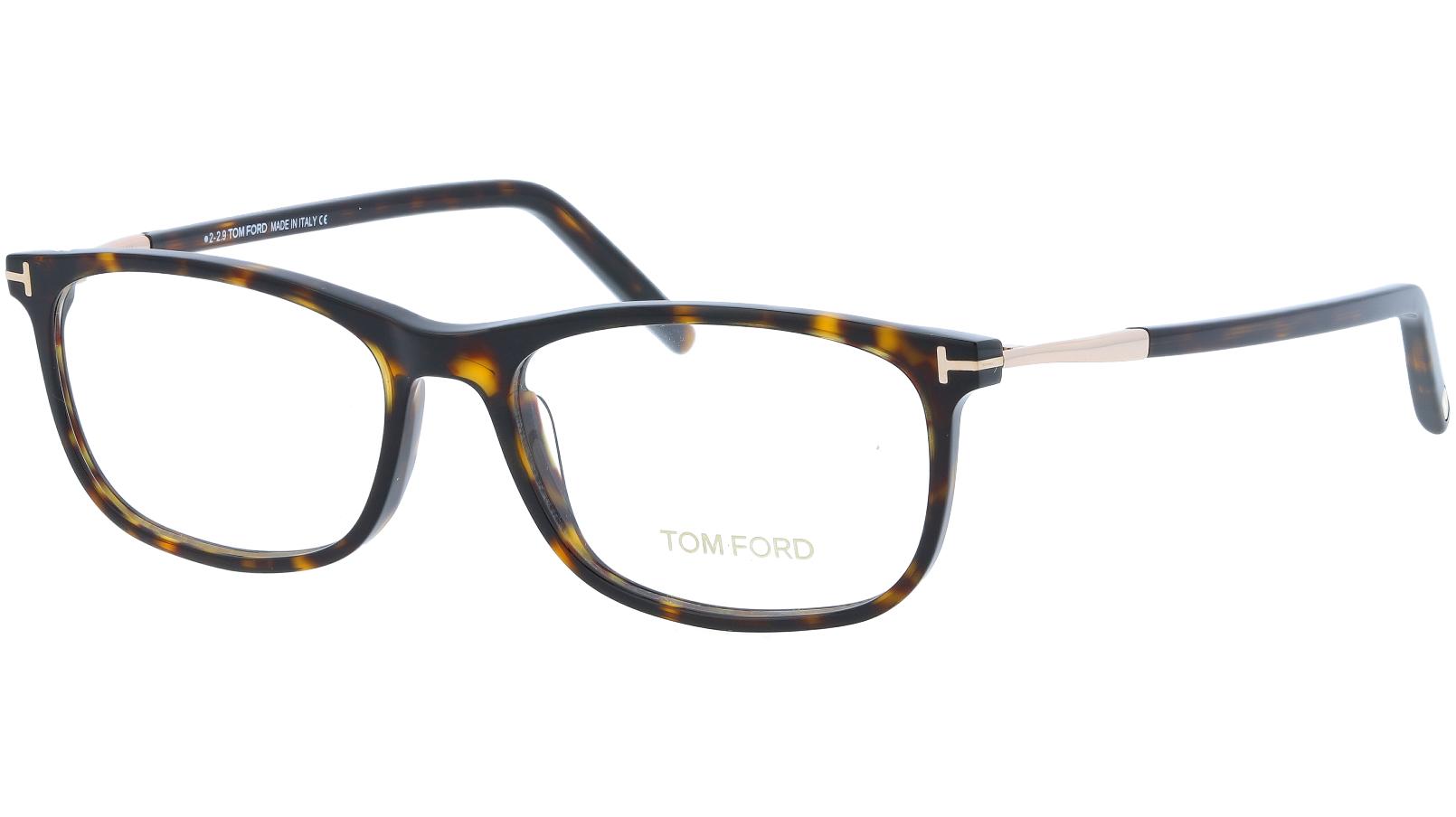 Tom Ford TF5398 052 53 Havana Glasses