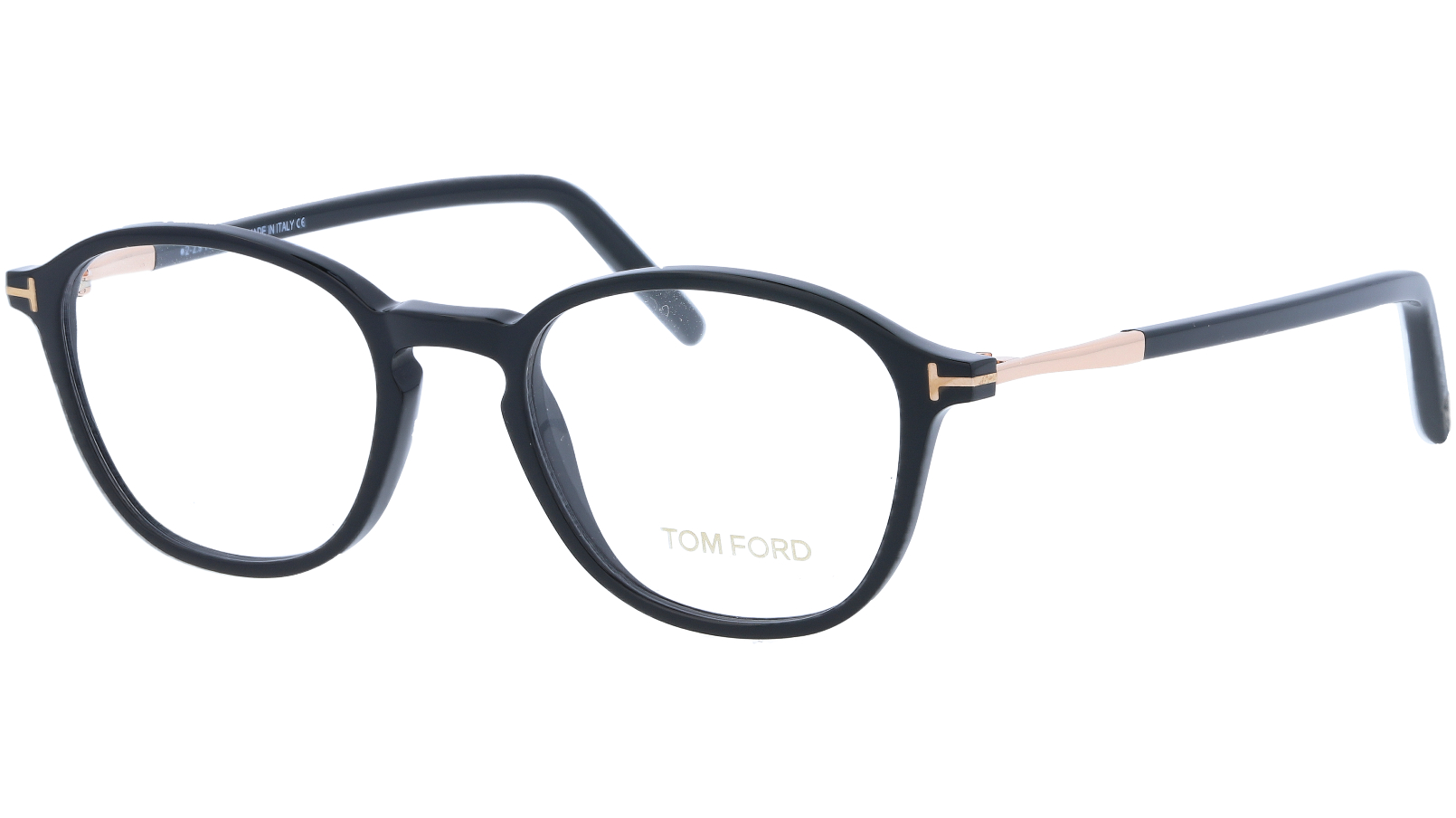 Tom Ford TF5397 001 49 Black Glasses