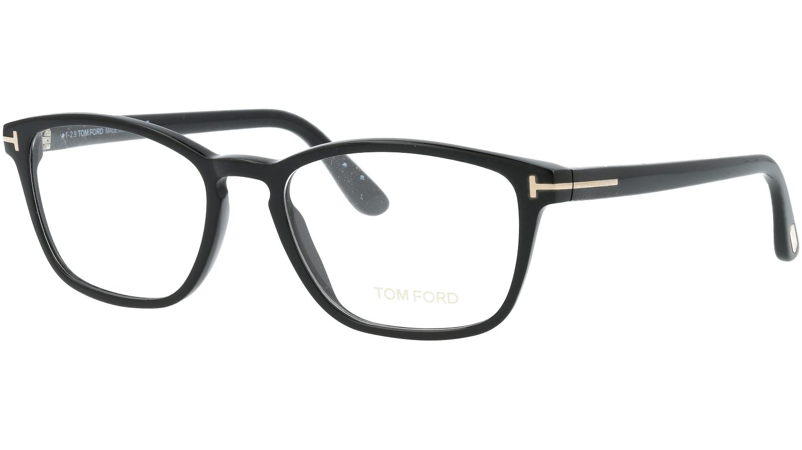 TOM FORD FT5355 001 54 BLACK Glasses