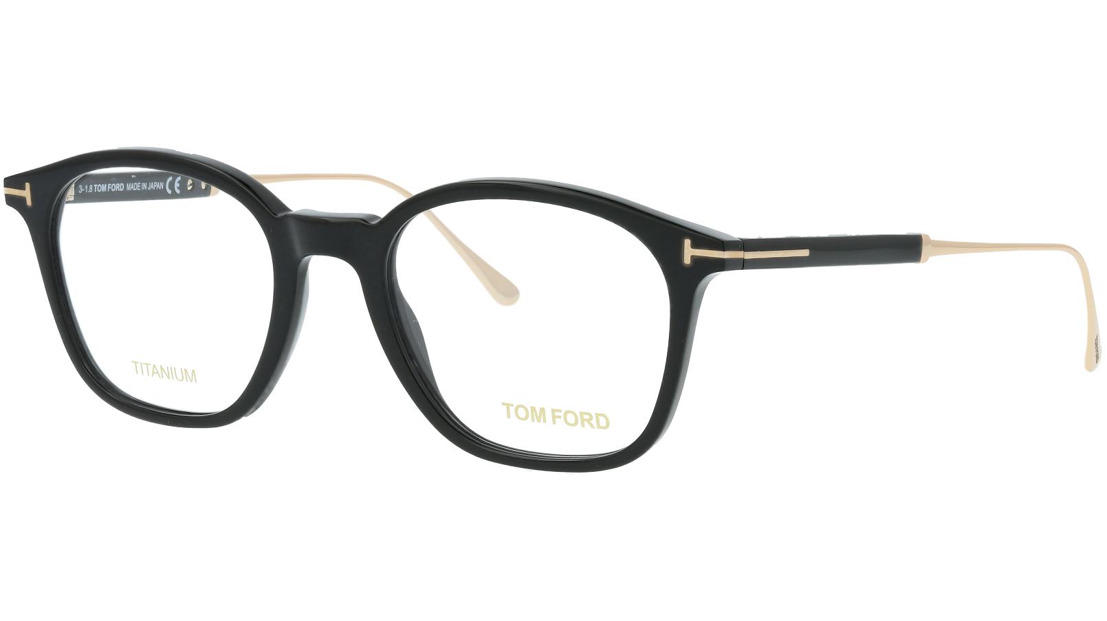 TOM FORD FT5484 001 50 BLACK Glasses