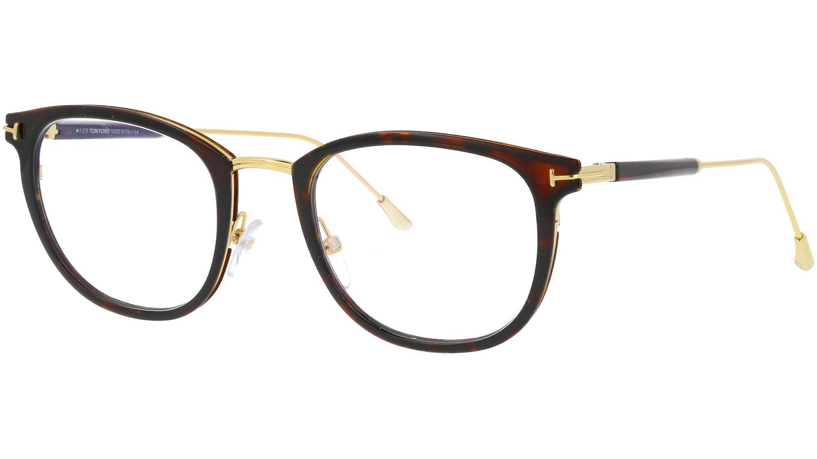 Tom Ford TF5612-B 052 51 Black Titanium Glasses