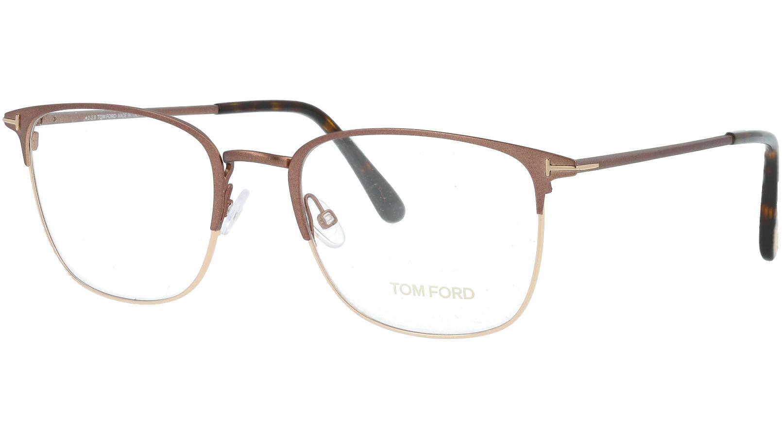 Tom Ford FT5453 049 54 Copper Glasses
