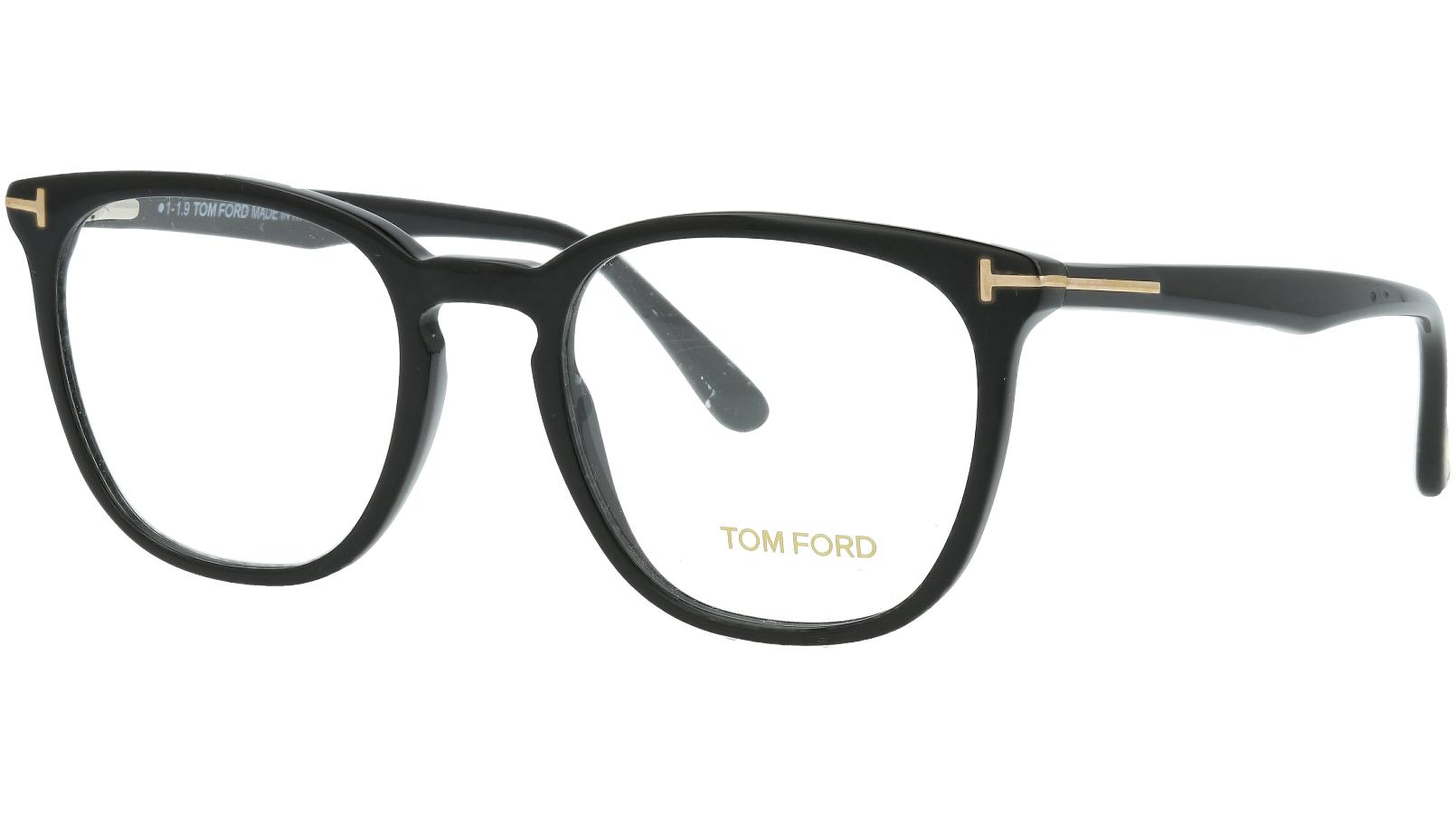 Tom Ford TF5506 001 52 Havana Glasses