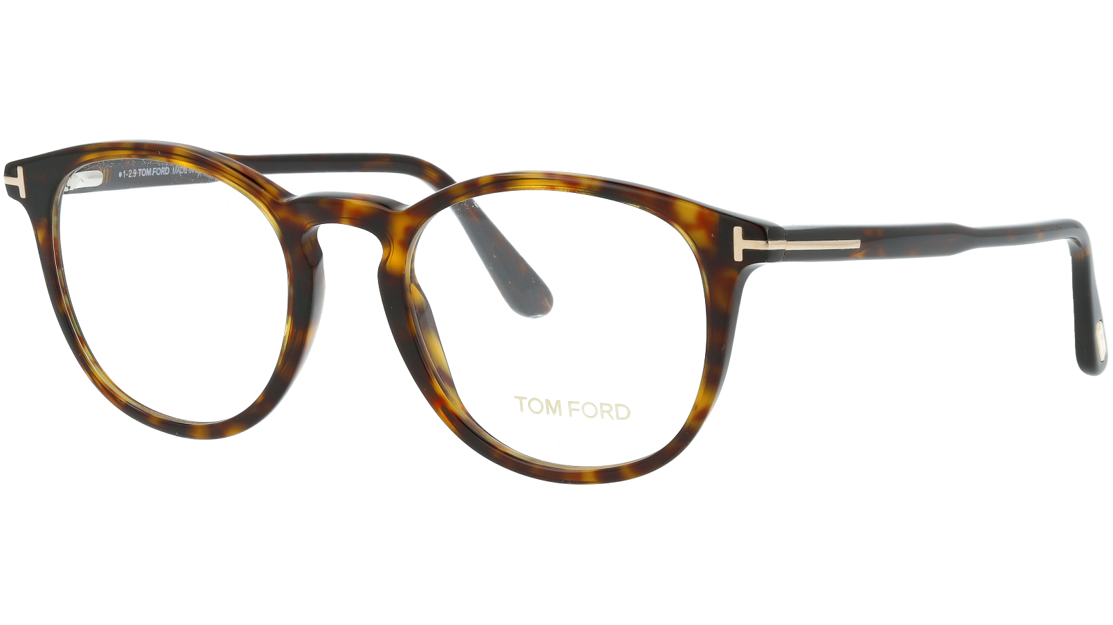 Tom Ford TF5401 052 51 Havana Glasses