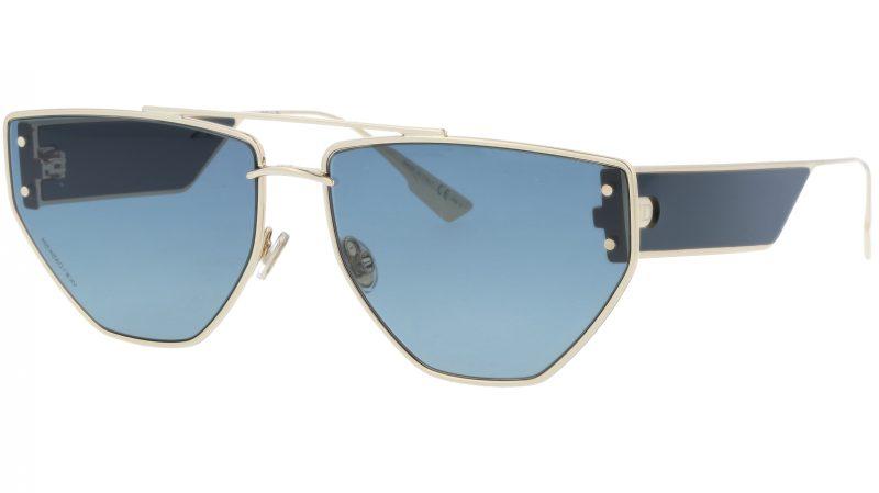 Dior CLAN2 J5G1I 61 Gold Sunglasses