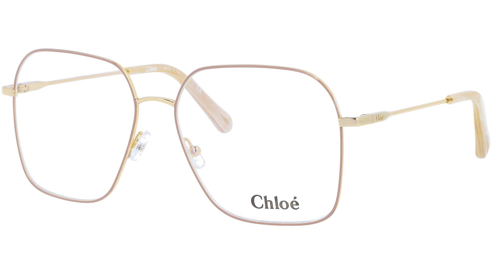 Chloé CE2135 798 59 Gold Glasses