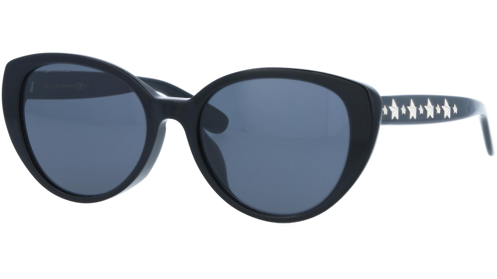 JIMMY CHOO ELSIE/F/S 807 54 BLACK Sunglasses