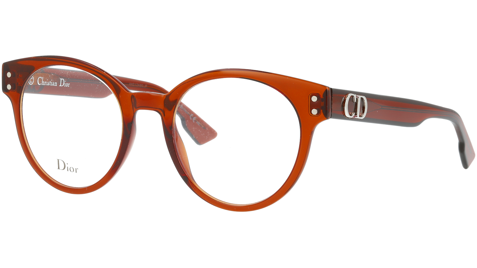 DIOR DIORCD3 2LF 49 BRICK Glasses