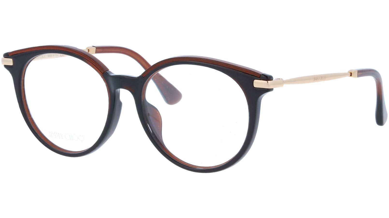 Jimmy Choo JC254/F 2PI 51 Brown  Glasses