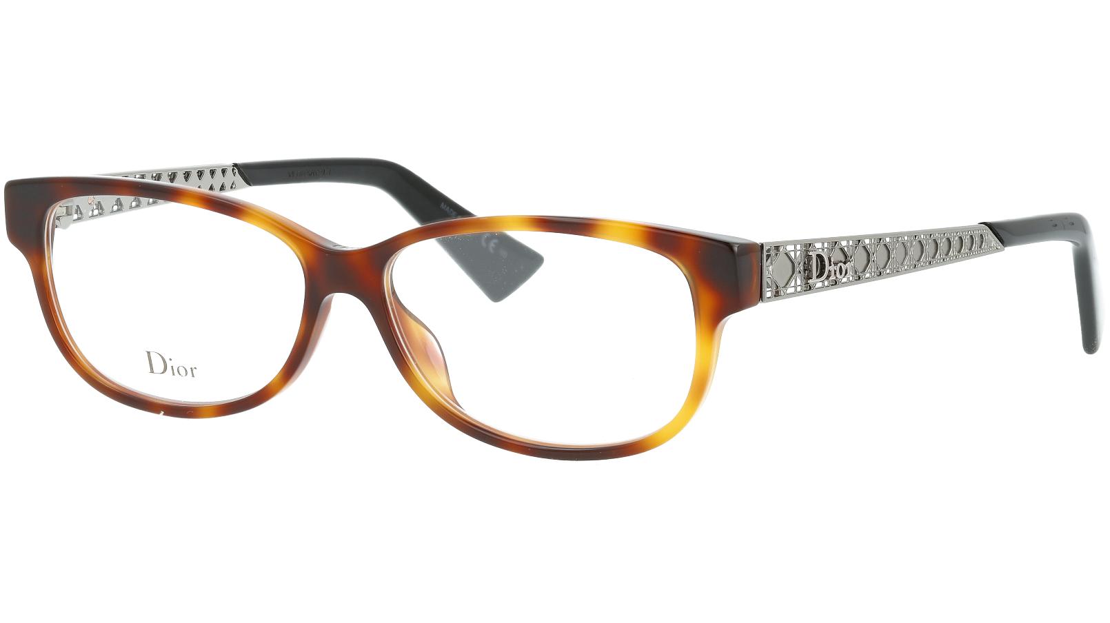 Dior AMAO5 086 53 Dark Glasses