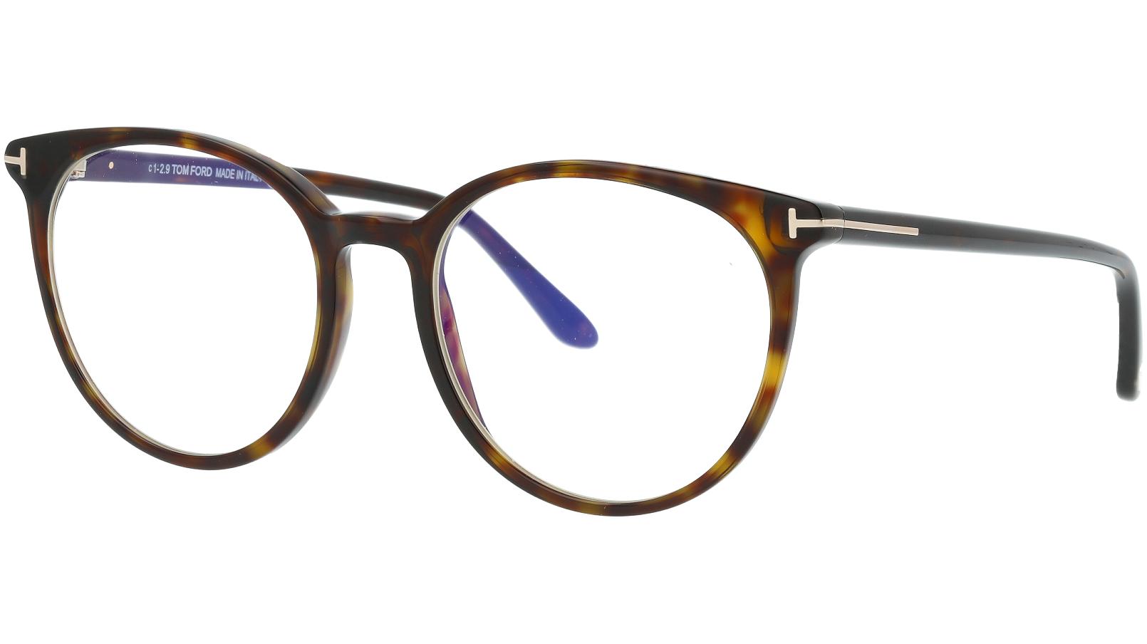 Tom Ford TF5575-B 052 53 Black Glasses