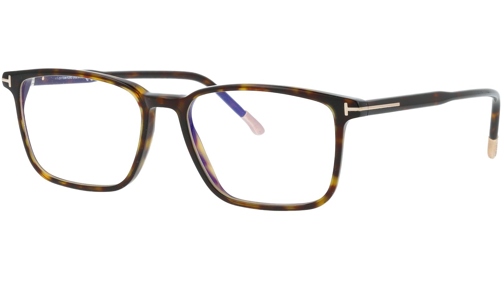 Tom Ford TF5607-B 052 53 Havana Glasses