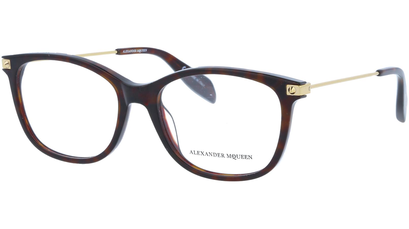 ALEXANDER MCQUEEN AM0094O 004 53 AVANA Glasses