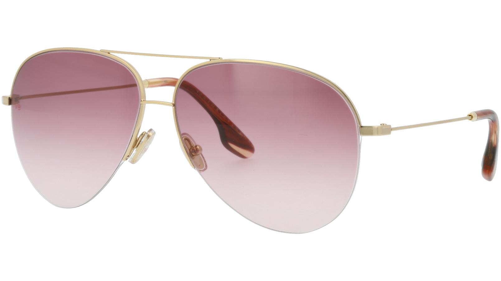 VICTORIA BECKHAM VB90S 712 62 GOLD Sunglasses