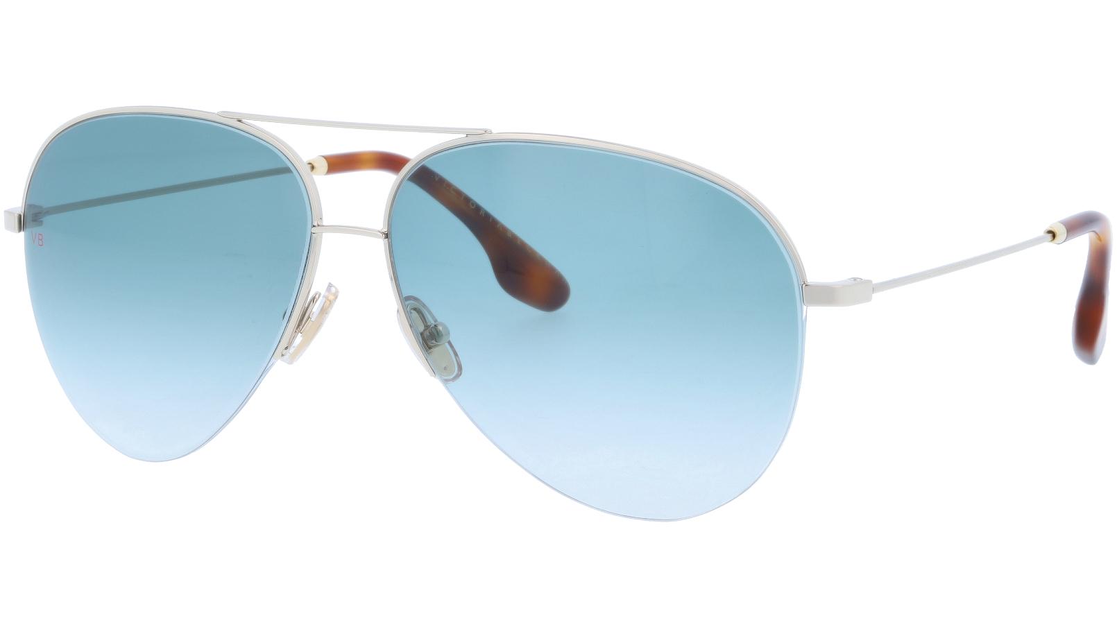 Victoria Beckham VB90S 706 62 Gold Sunglasses