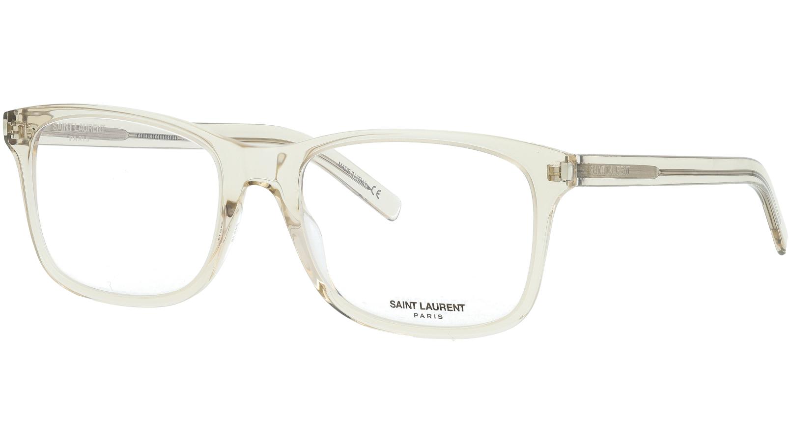 SAINT LAURENT SL288 SLIM 008 54 BEIGE Glasses