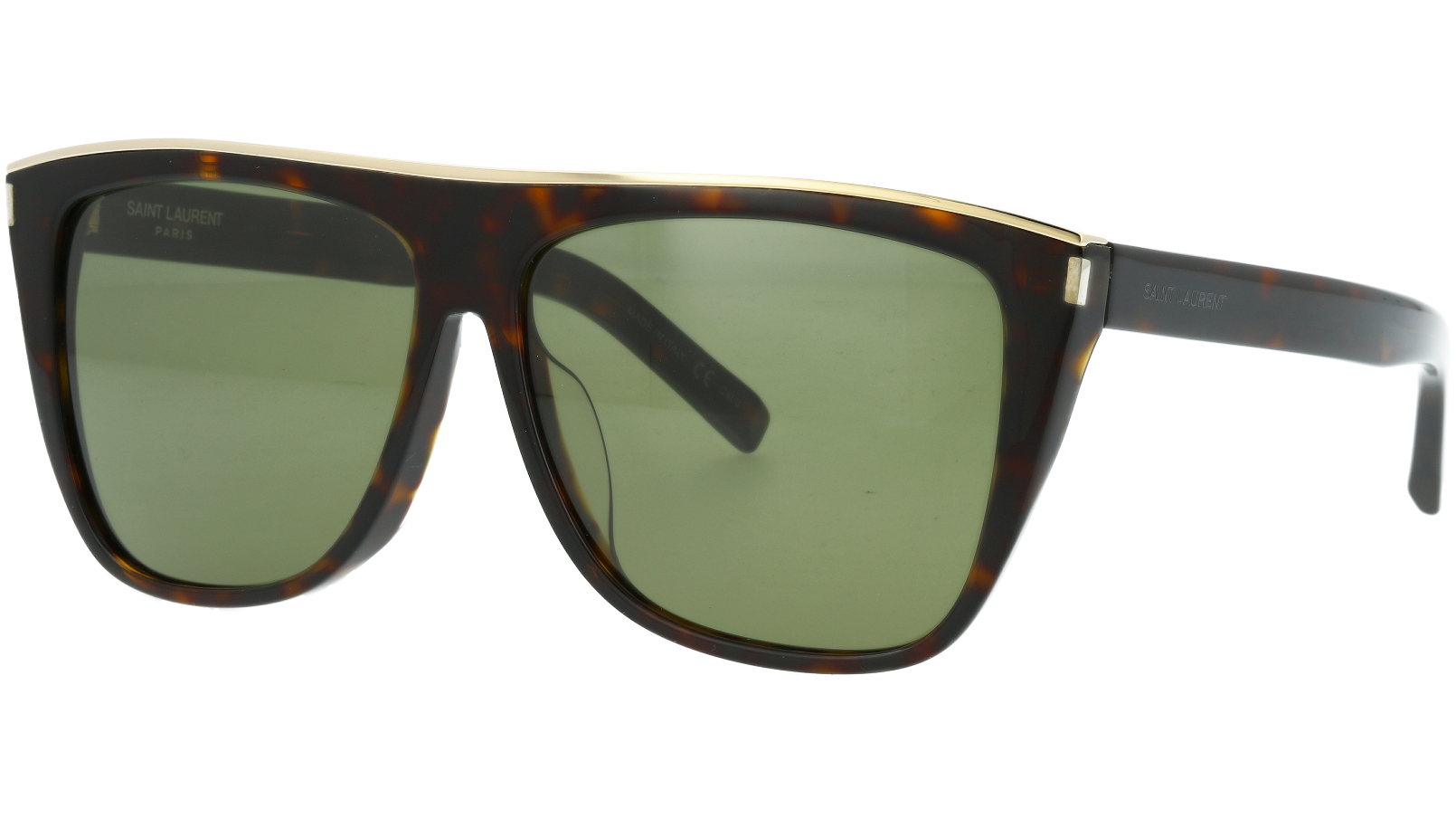 Saint Laurent SL1/F COMBI 004 59 Avana Sunglasses