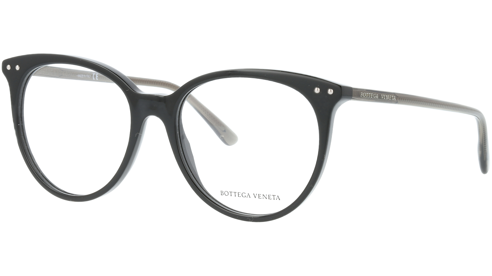 BOTTEGA VENETA BV0162O 001 52 BLACK Glasses