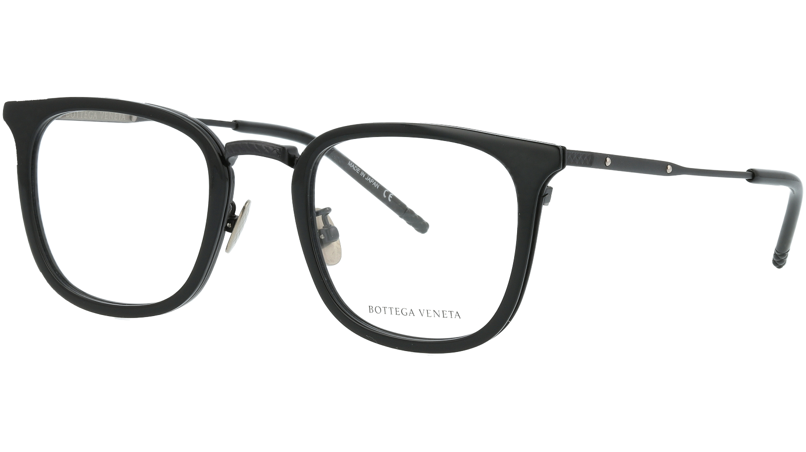 BOTTEGA VENETA BV0111O 001 50 BLACK Glasses
