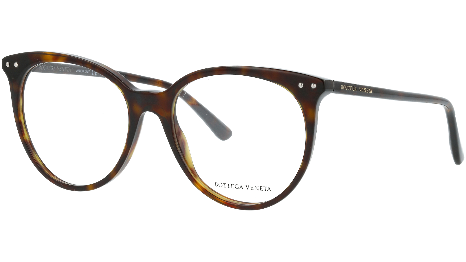 BOTTEGA VENETA BV0162O 002 52 AVANA Glasses