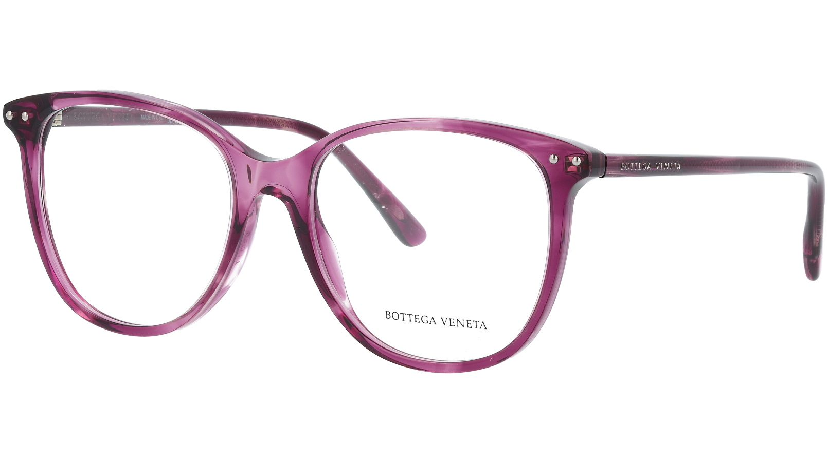 BOTTEGA VENETA BV0161O 003 52 VIOLET Glasses