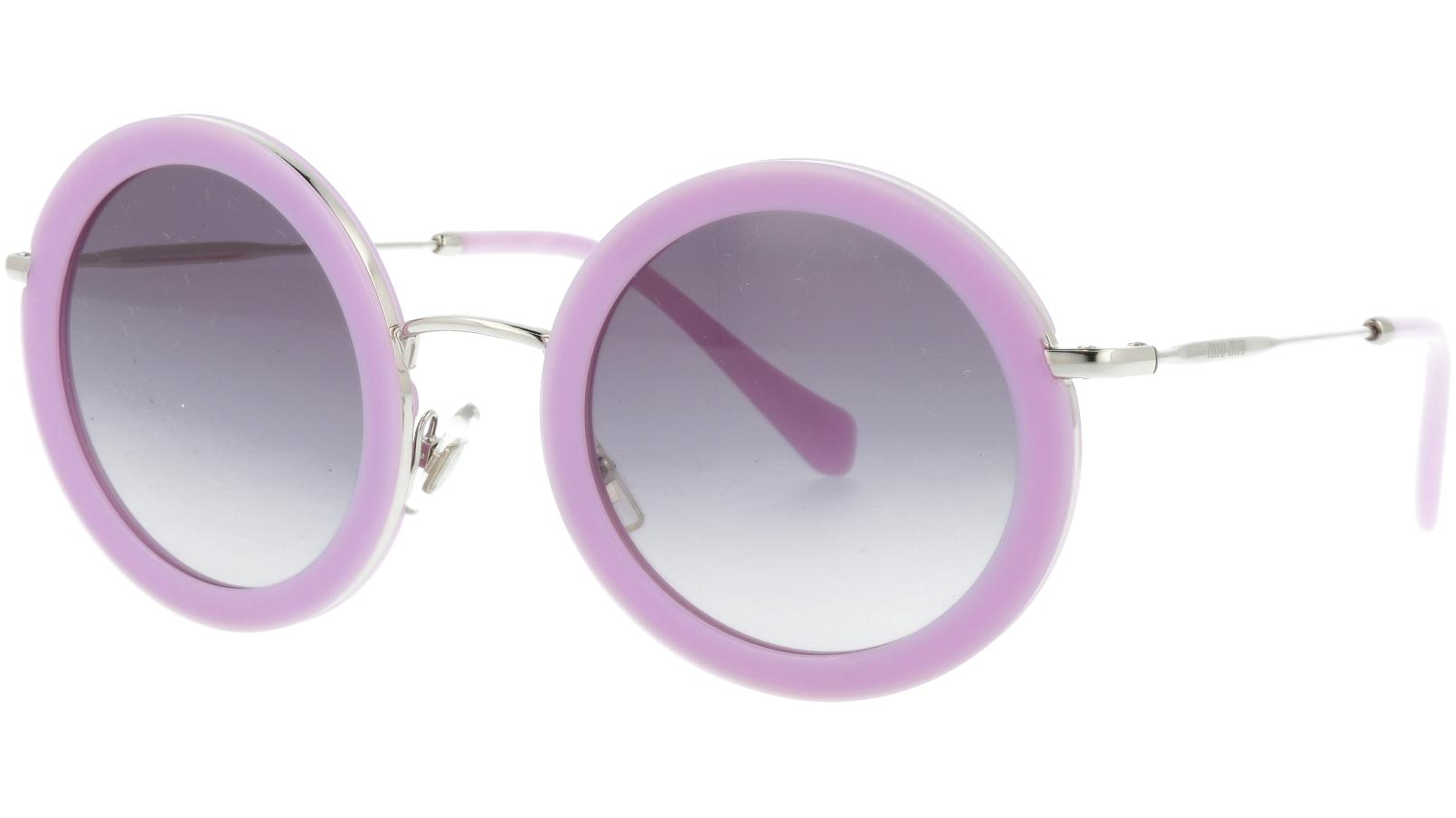 MIU MIU MU59US 1363E2 48 PURPLE Sunglasses