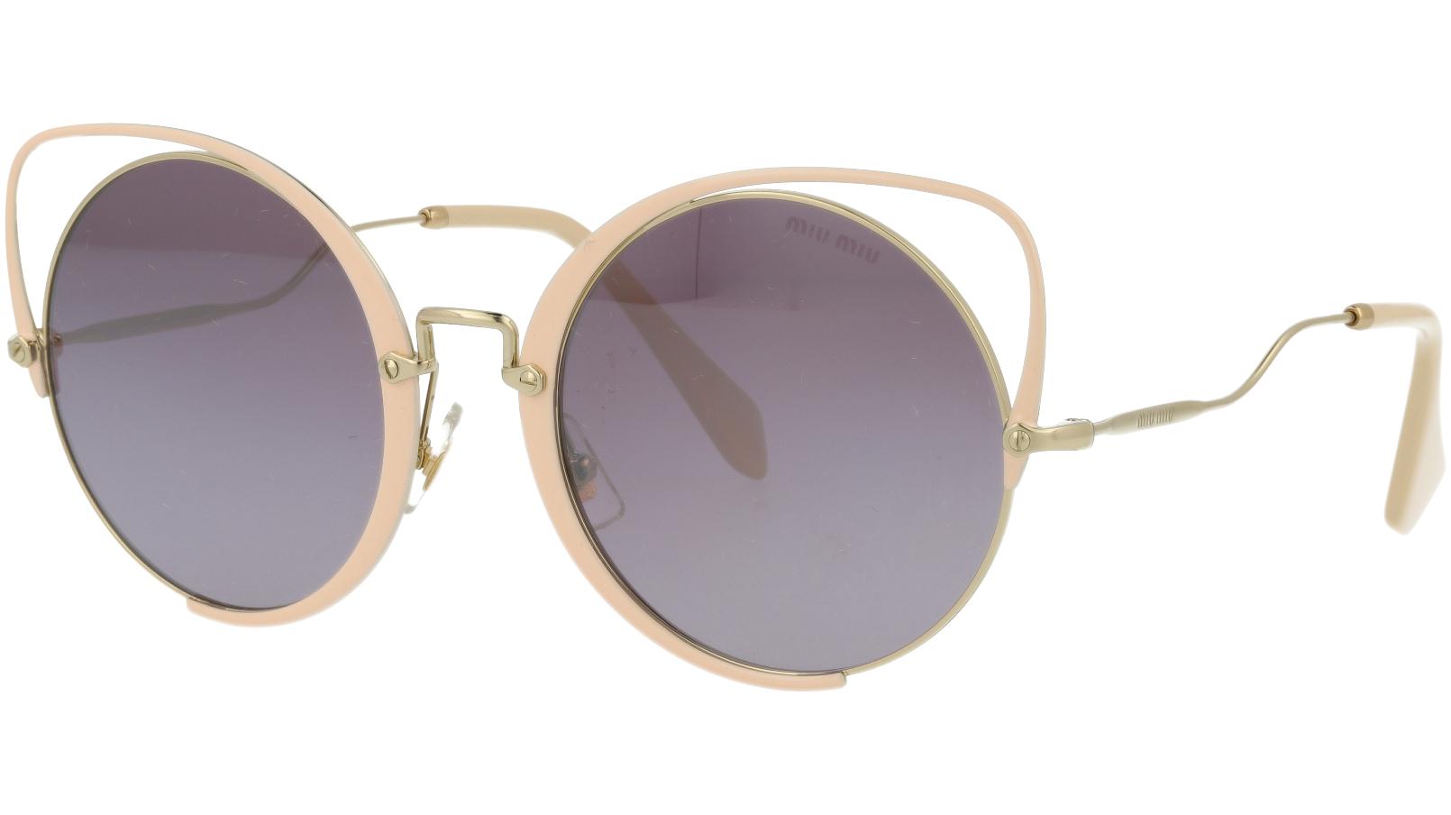 MIU MIU MU51TS 4UD085 54 Pink Sunglasses