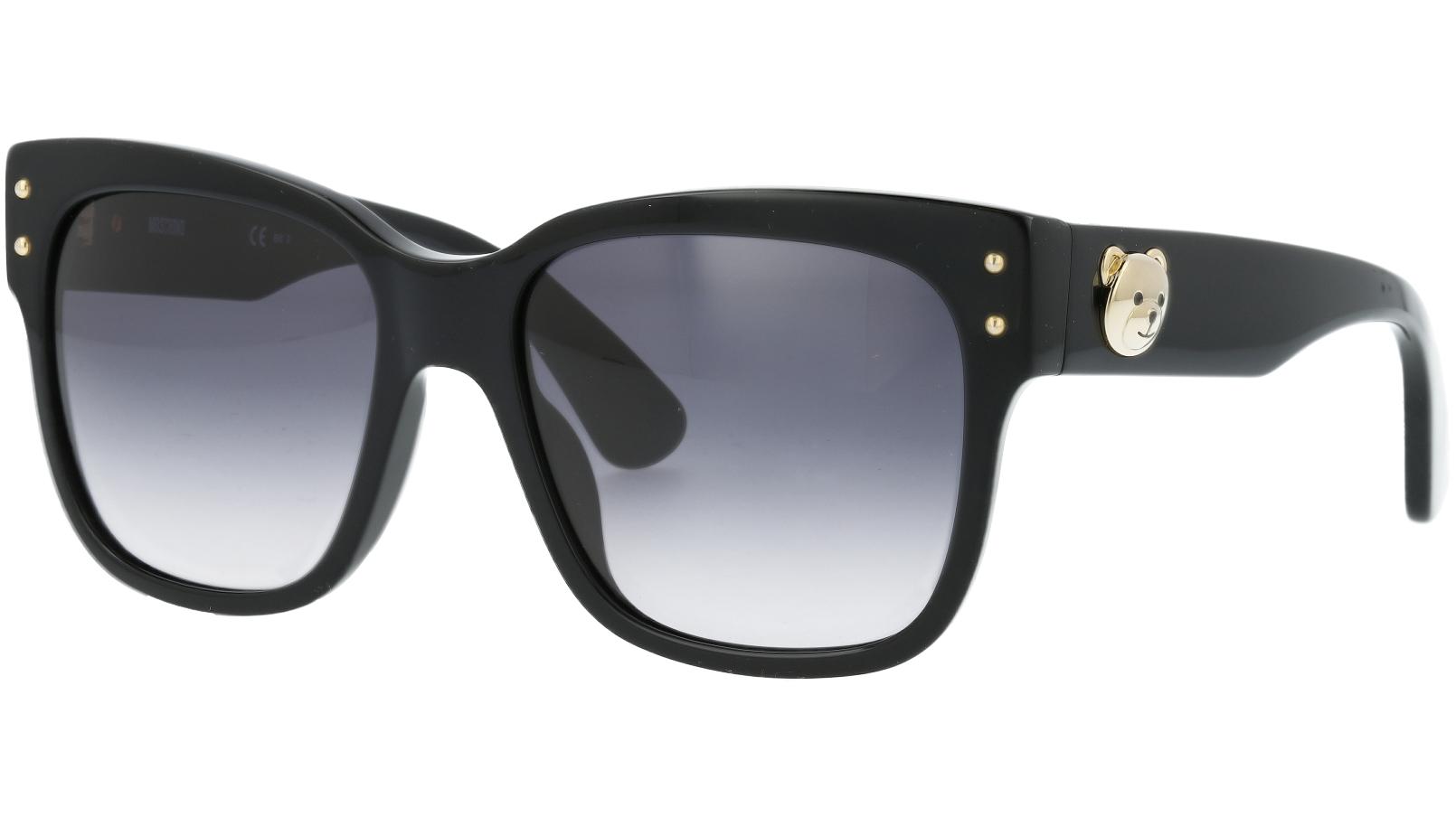 MOSCHINO MOS008S 8079O 56 BLACK Sunglasses