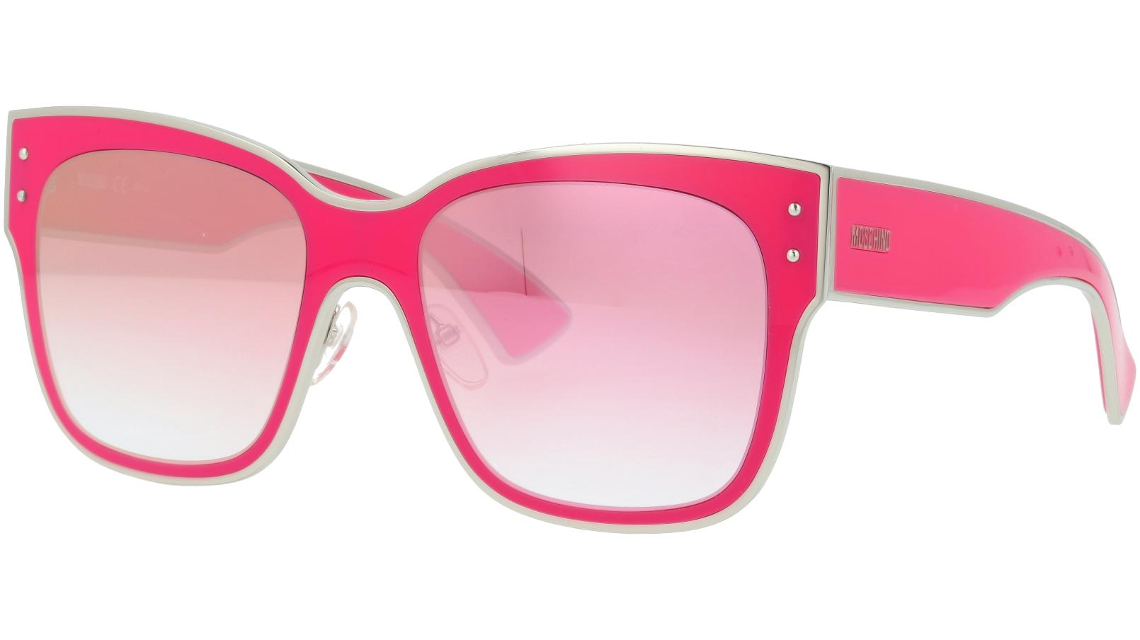 MOSCHINO MOS000S MU1VQ 55 FUSHSIA Sunglasses