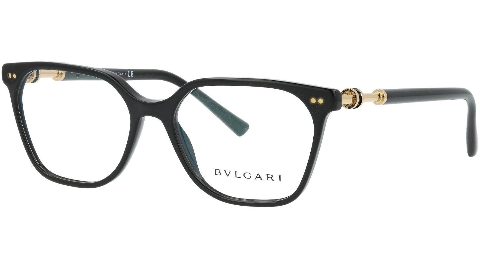 BVLGARI BV4178 501 53 BLACK Glasses