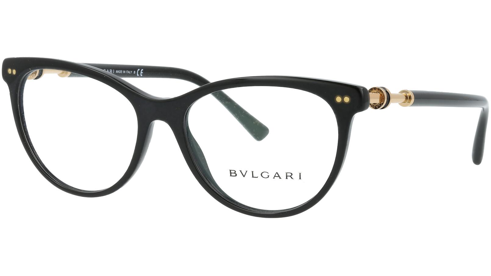 BVLGARI BV4174 501 54 BLACK Glasses