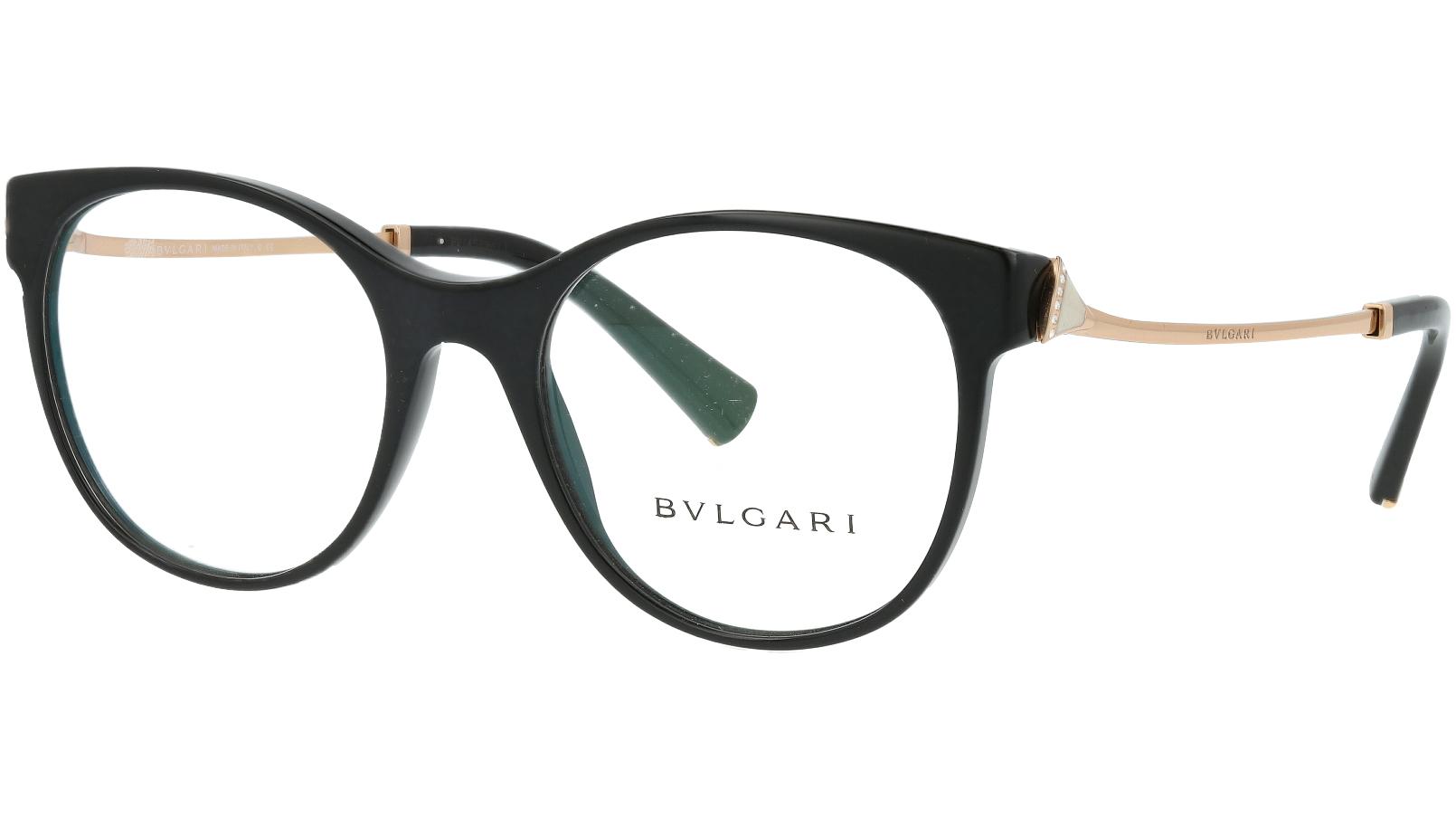 BVLGARI BV4160B 501 53 BLACK Glasses
