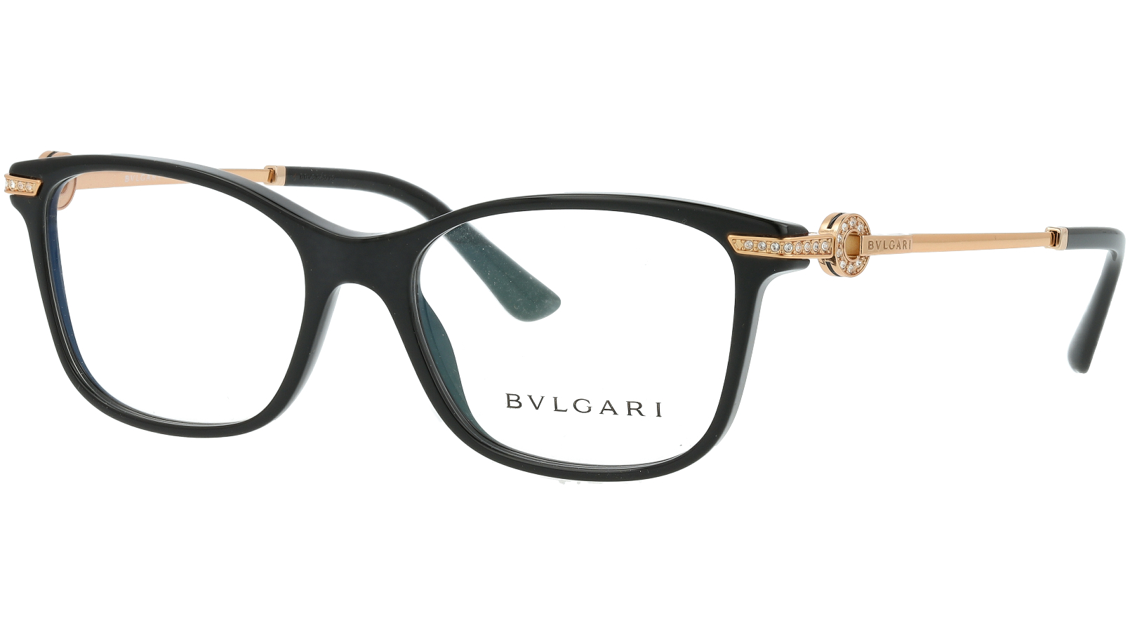 BVLGARI BV4173B 501 53 BLACK Glasses