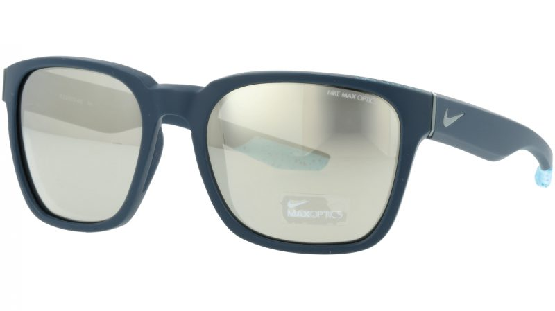 Nike EV0875 440 58 Blue Sunglasses