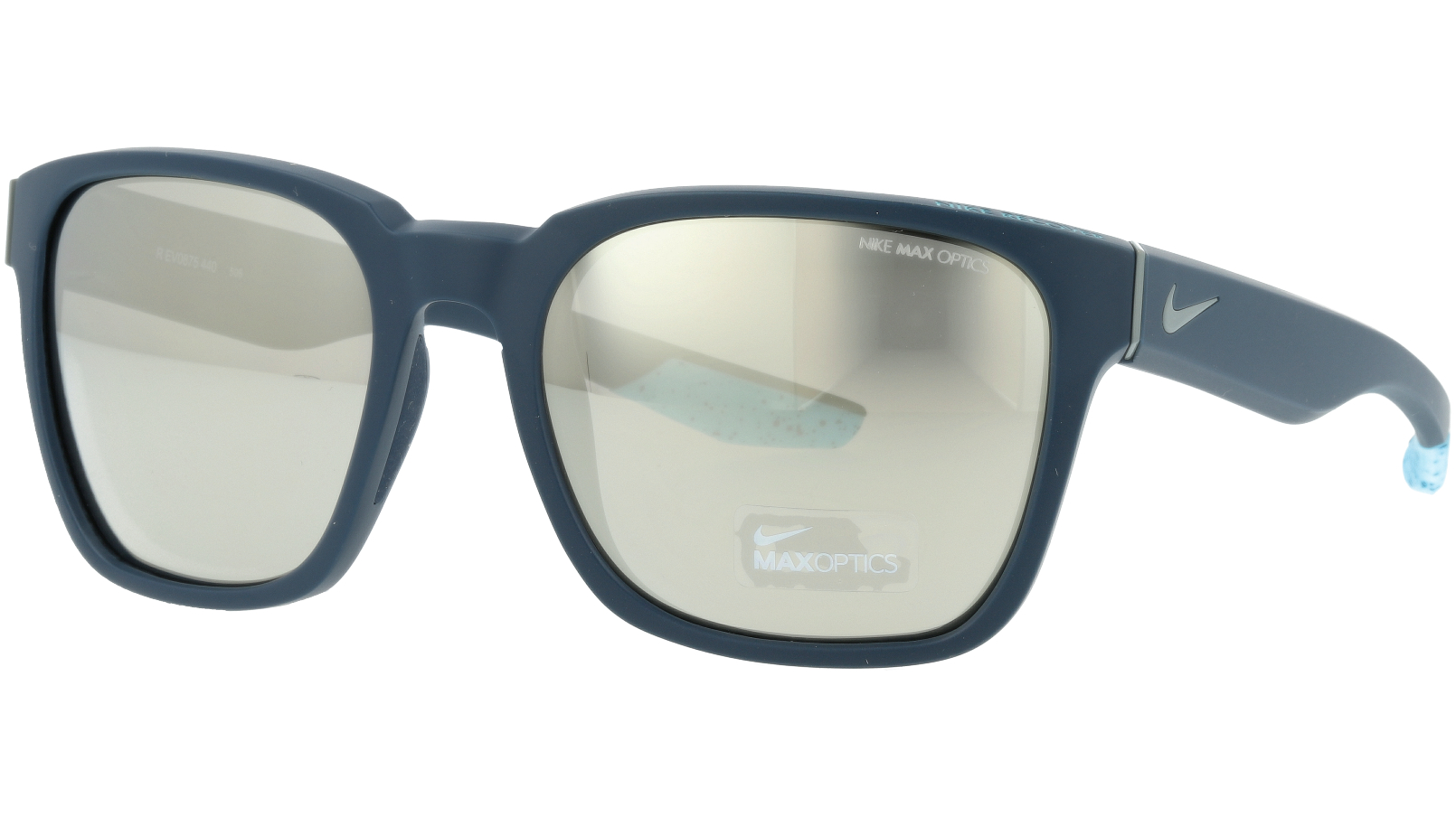 NIKE EV0875 440 58 BLUE Sunglasses