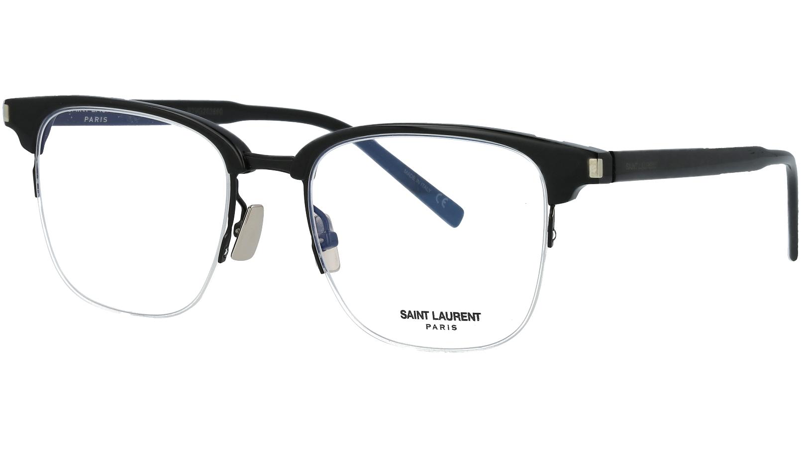 Saint Laurent SL189 SLIM 001 51 Black Glasses
