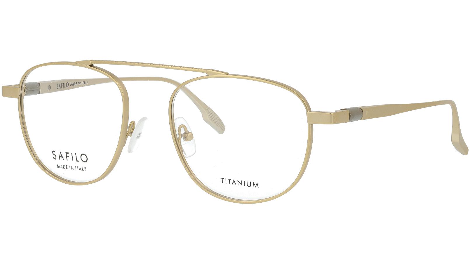 SAFILO REGISTRO03 J7D 53 BRONZE Glasses