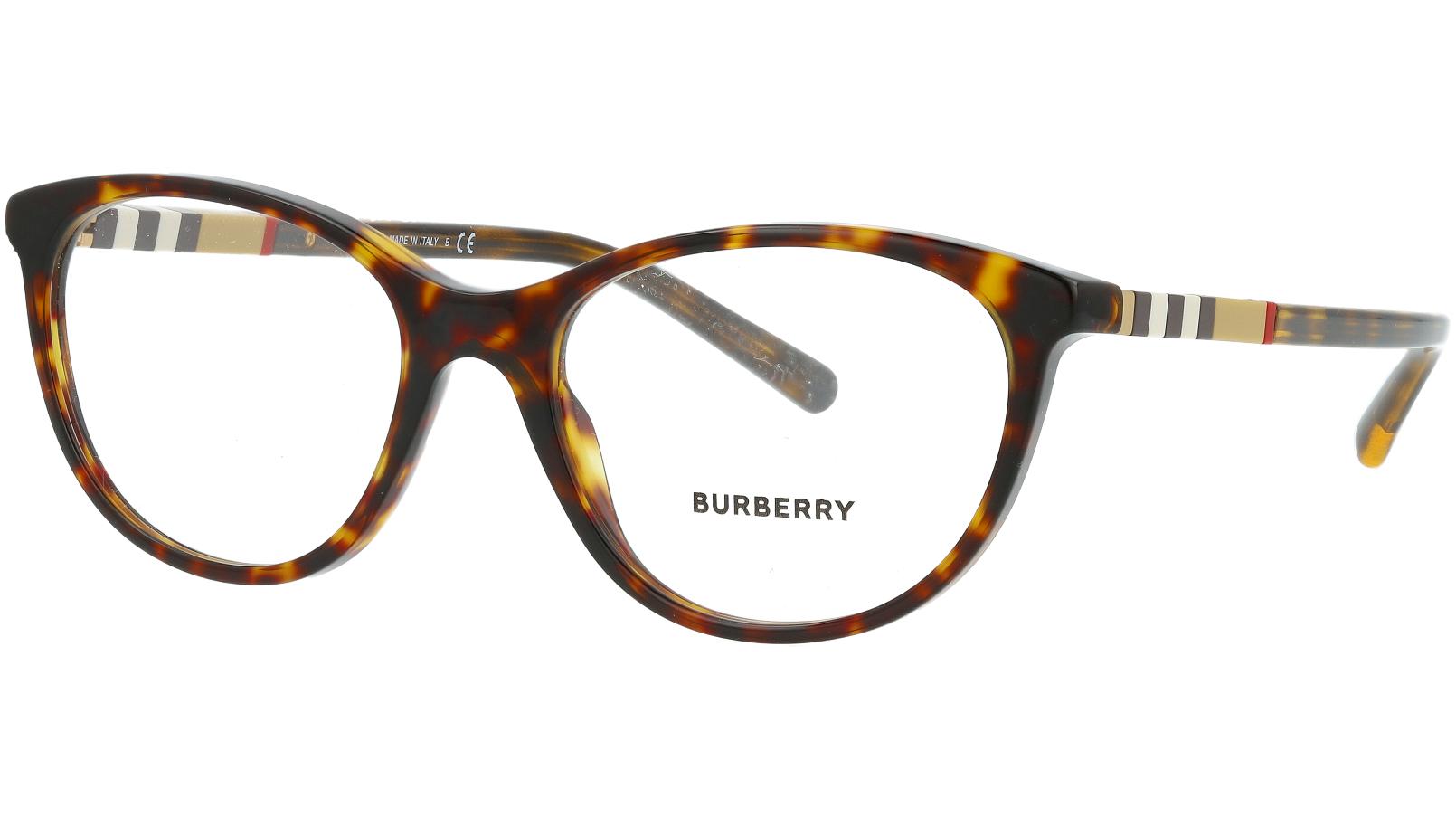 BURBERRY BE2205 3002 52 HAVANA Glasses