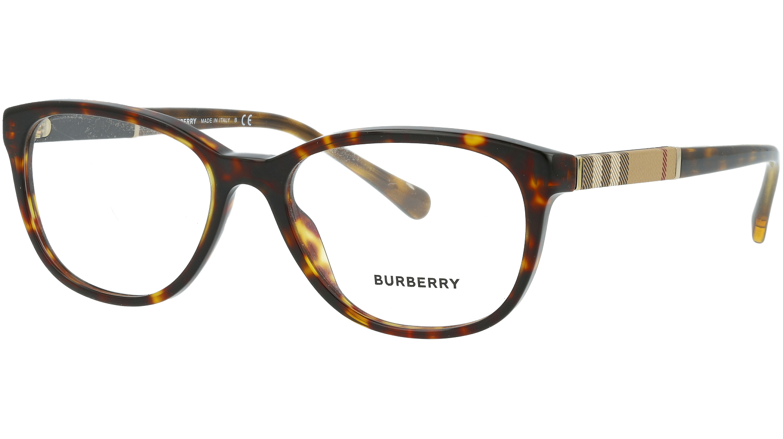 BURBERRY BE2172 3002 52 HAVANA Glasses