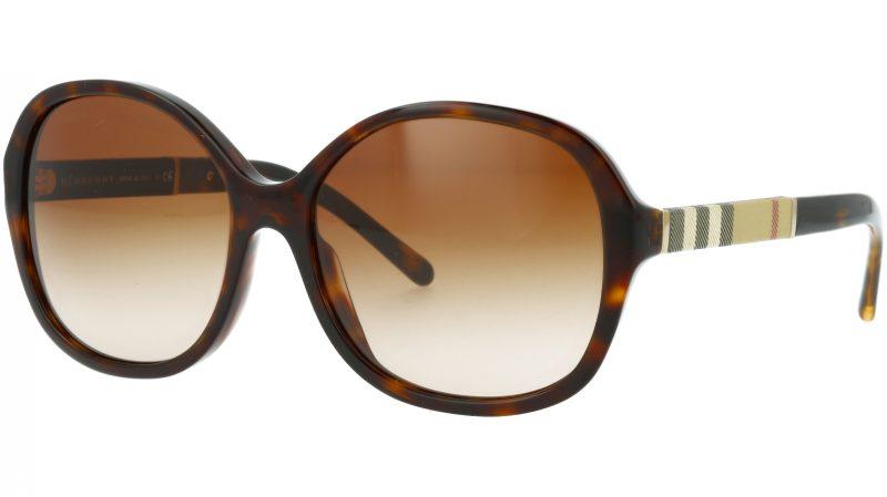 Burberry BE4178 300213 58 Havana Sunglasses
