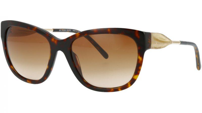 Burberry BE4203 300213 57 Havana Sunglasses