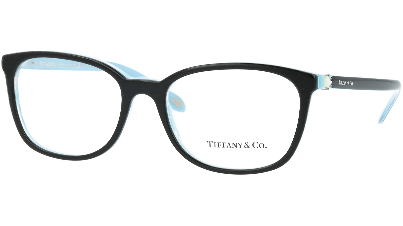 TIFFANY TF2109HB 8193 53 BLACK Glasses