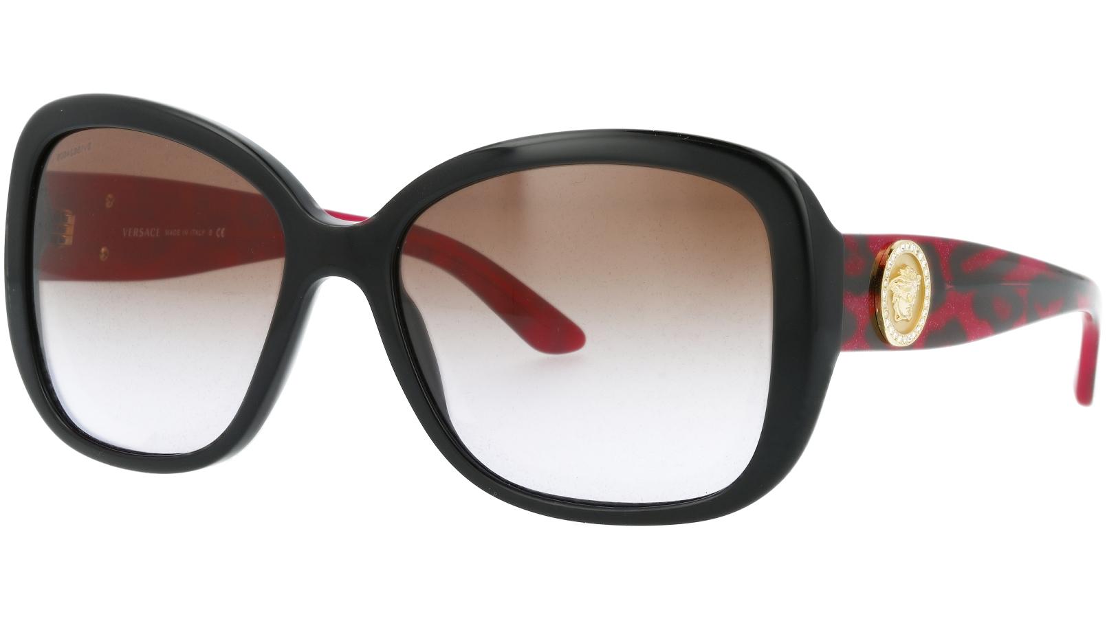 Versace VE4278B GB1/68 57 Black Sunglasses