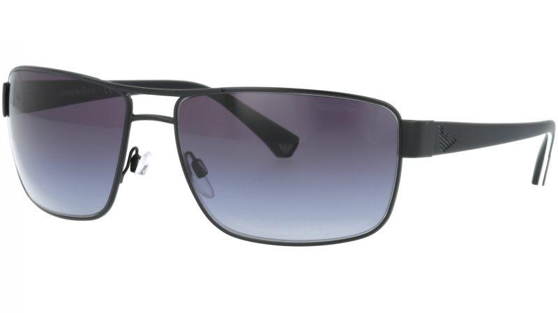 Emporio Armani EA2031 31098G 62 Black Sunglasses