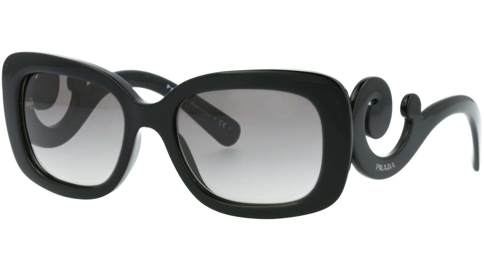 Prada Linea Rossa PS55QS DG00A7 62 BLACK Sunglasses