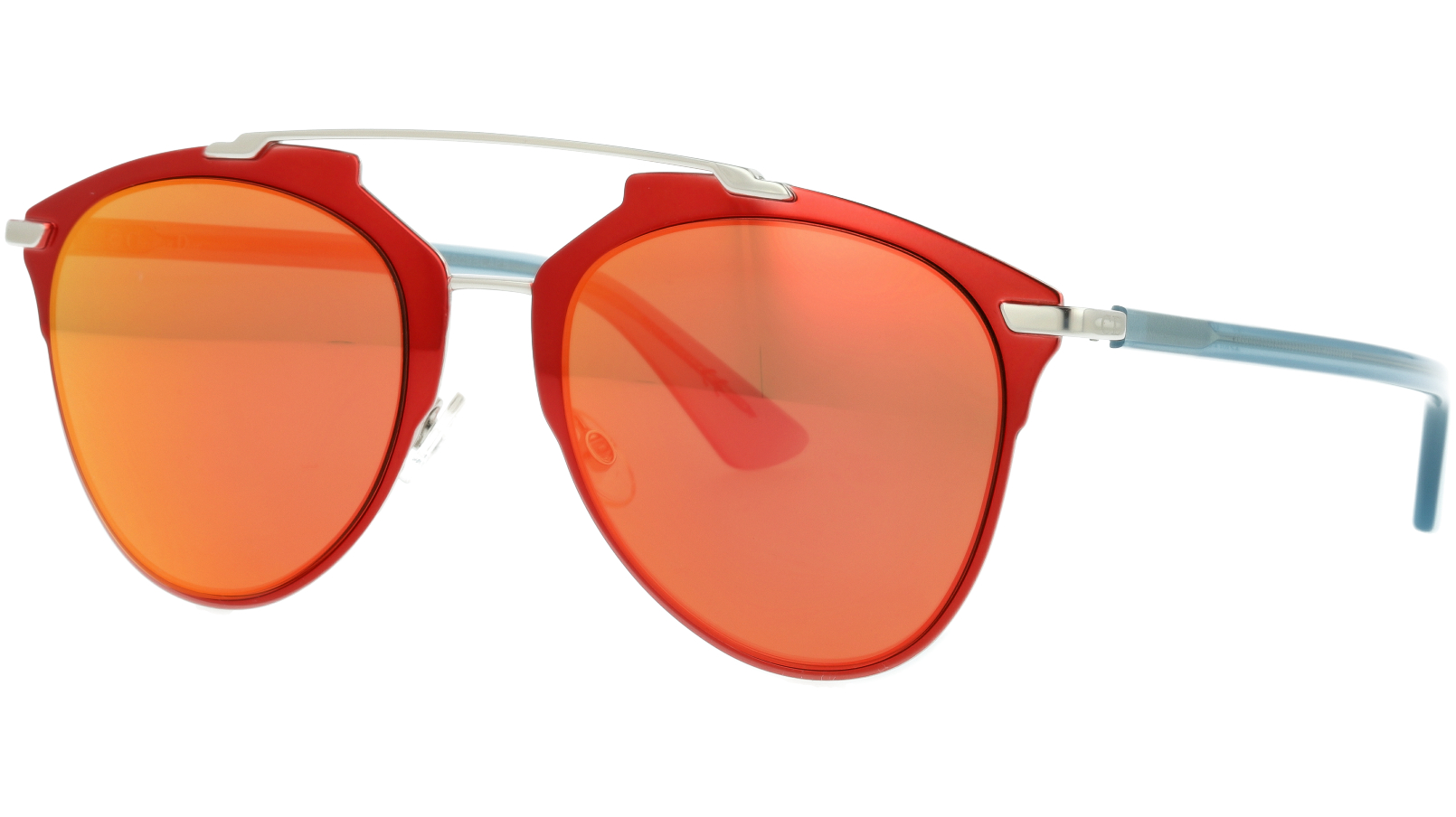 DIOR DIORREFLECTEDP S6DRR 63 RED Sunglasses